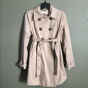 Jackets & Blazers - Trench Coat Maturnity XS